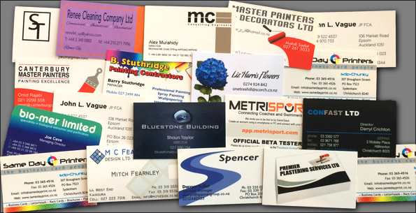 Same day printers sdpchunky business cards details and prices reheart Image collections
